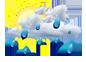 prehánky / dážď